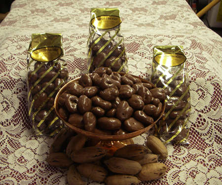 Pecan Candies